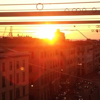 tramonto | Laura Troiano